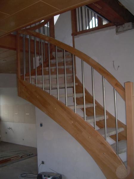 Treppen Aus Eigener Fertigung ...